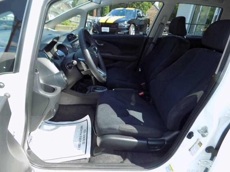 2013 Honda Fit Sport 4dr Hatchback 5A - Manchester NH