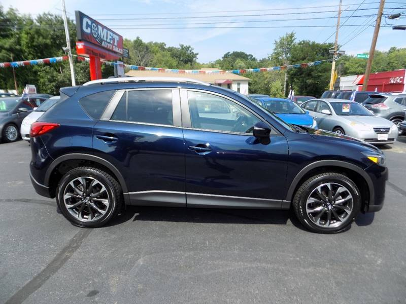 2016 Mazda CX-5 AWD Grand Touring 4dr SUV (midyear release) - Manchester NH