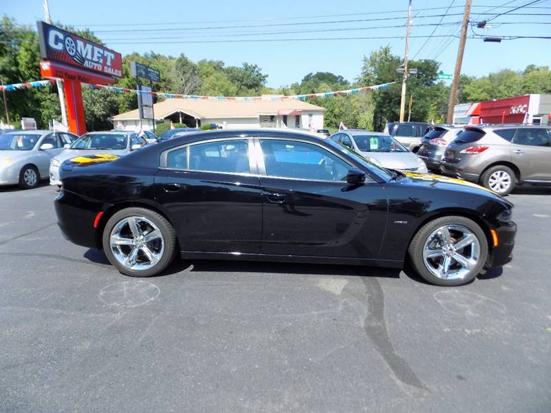 2016 Dodge Charger R/T 4dr Sedan - Manchester NH