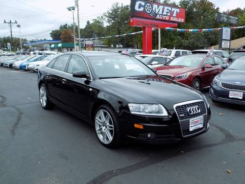 Audi A6 For Sale In New Hampshire Carsforsale Com