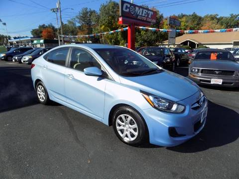 2014 Hyundai Accent for sale in Manchester, NH