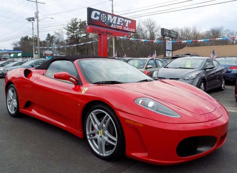 2006 Ferrari F430 for sale at Comet Auto Sales in Manchester NH