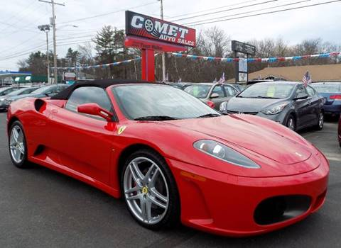 2006 Ferrari F430 for sale at Comet Auto Sales in Manchester NH