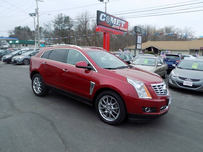 performance awd for sale cadillac at used penske collection srx detail