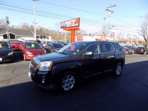 2011 GMC Terrain for sale in Manchester, NH