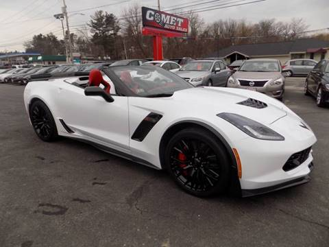 Corvette For Sale >> 2016 Chevrolet Corvette For Sale In Manchester Nh