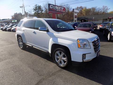 2017 GMC Terrain for sale in Manchester, NH