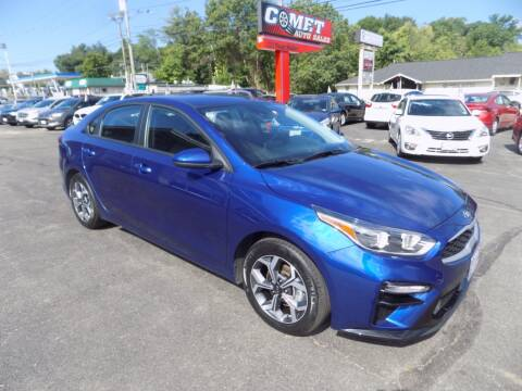 2020 Kia Forte for sale at Comet Auto Sales in Manchester NH