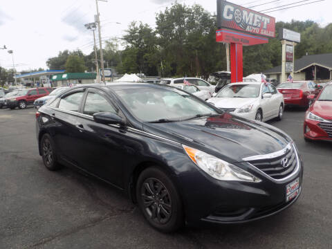 2013 Hyundai Sonata for sale at Comet Auto Sales in Manchester NH