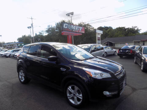 2015 Ford Escape for sale at Comet Auto Sales in Manchester NH