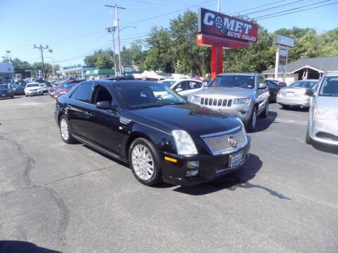 2008 Cadillac STS for sale at Comet Auto Sales in Manchester NH