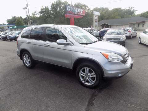 2010 Honda CR-V for sale at Comet Auto Sales in Manchester NH