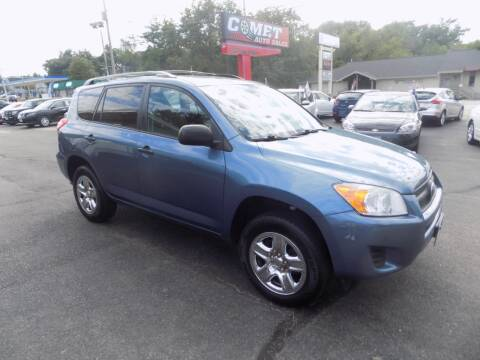 2010 Toyota RAV4 for sale at Comet Auto Sales in Manchester NH
