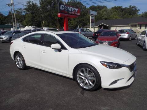 2017 Mazda MAZDA6 for sale at Comet Auto Sales in Manchester NH