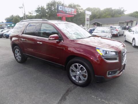 2016 GMC Acadia for sale at Comet Auto Sales in Manchester NH