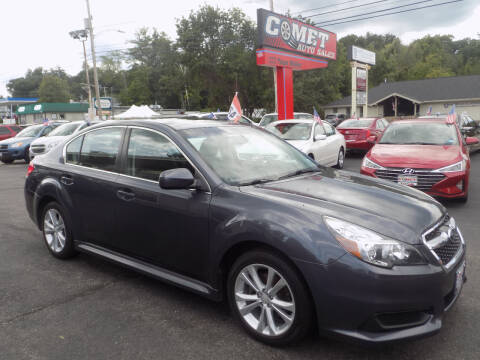 2014 Subaru Legacy for sale at Comet Auto Sales in Manchester NH