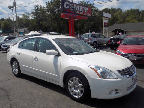 2012 Nissan Altima for sale at Comet Auto Sales in Manchester NH