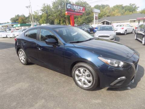 2016 Mazda MAZDA3 for sale at Comet Auto Sales in Manchester NH