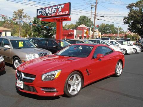 2013 Mercedes Benz Sl Class For Sale In Limon Co