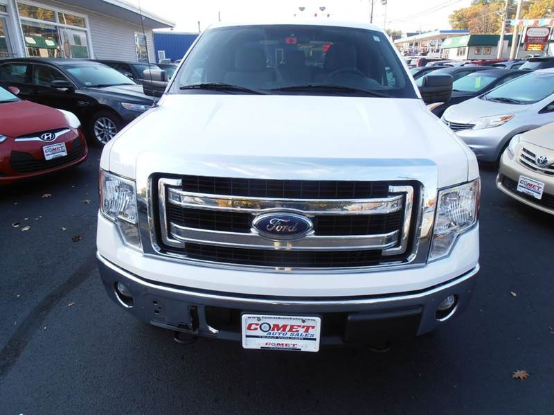 2013 Ford F-150 XLT 4x4 4dr SuperCab Styleside 6.5 ft. SB - Manchester NH