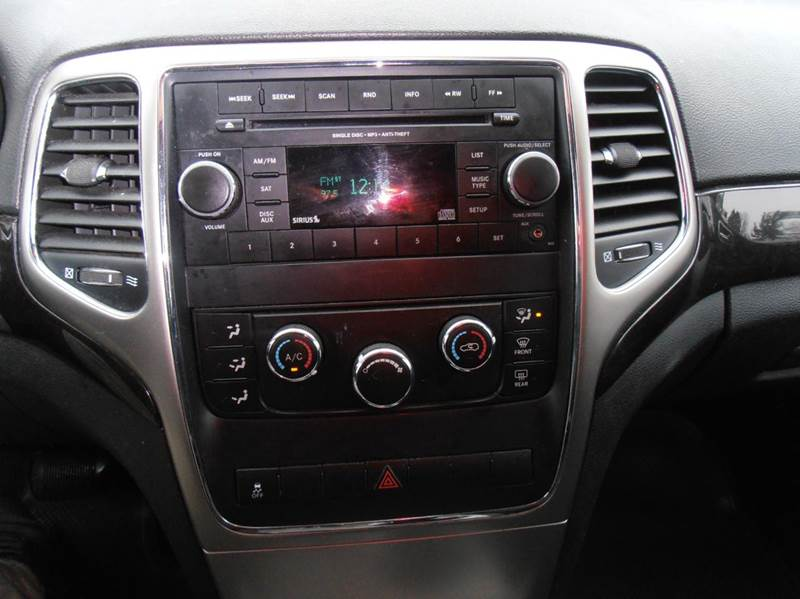 2012 Jeep Grand Cherokee 4x4 Laredo 4dr SUV - Manchester NH