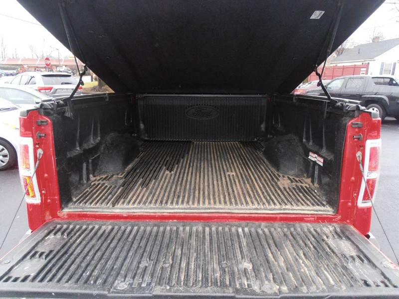 2010 Ford F-150 XLT 4x4 4dr SuperCrew Styleside 6.5 ft. SB - Manchester NH