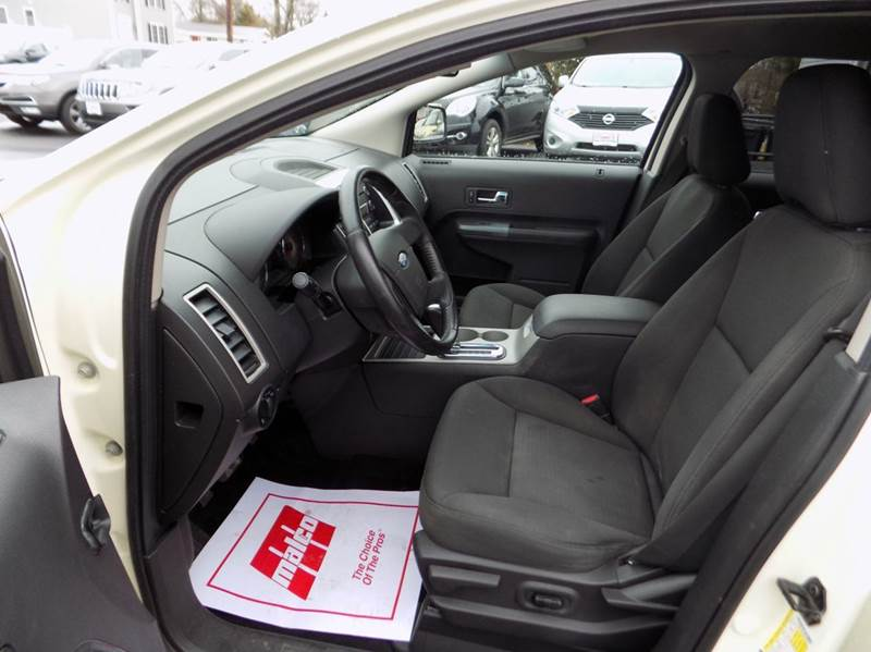 2008 Ford Edge AWD SEL 4dr SUV - Manchester NH