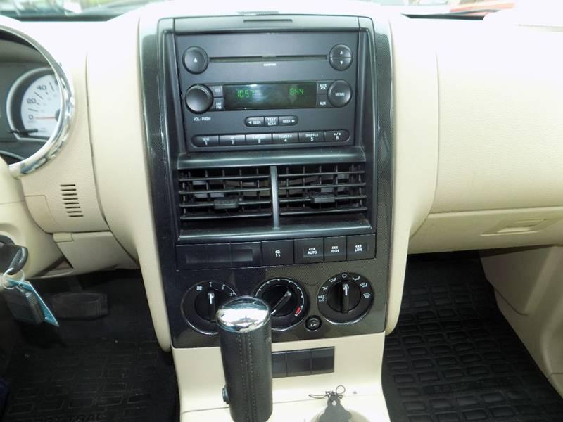 2007 Ford Explorer Sport Trac XLT 4dr Crew Cab 4WD V6 - Manchester NH