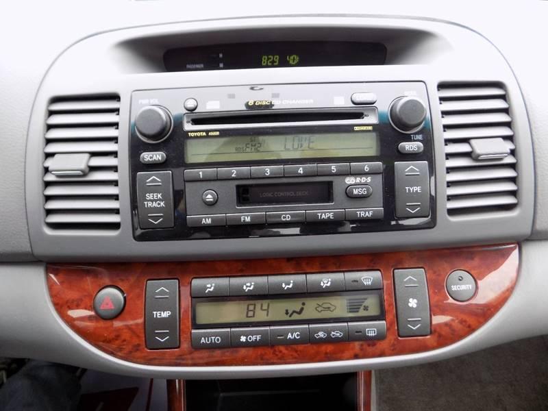 2002 Toyota Camry XLE V6 4dr Sedan - Manchester NH