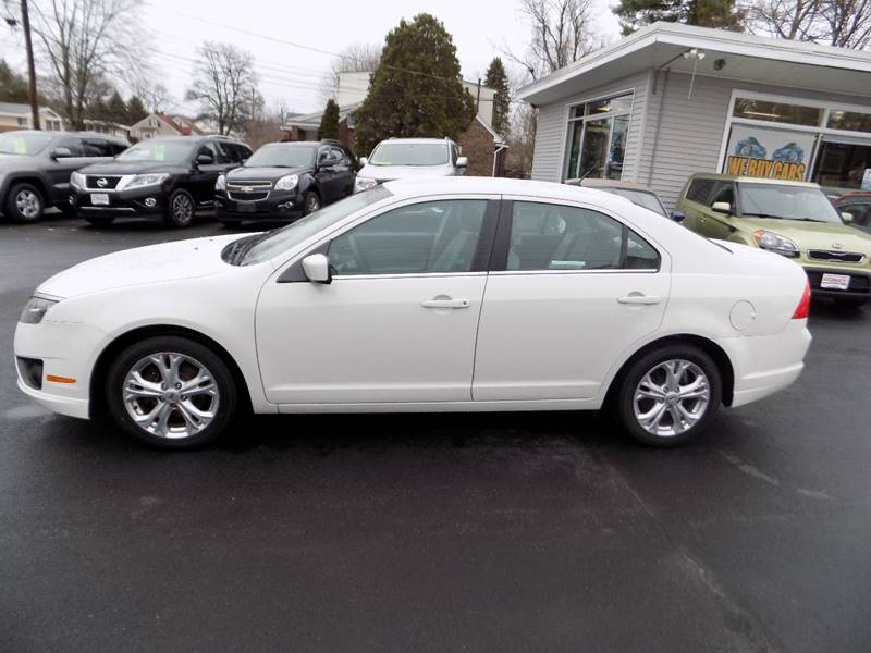 2012 Ford Fusion SE 4dr Sedan - Manchester NH