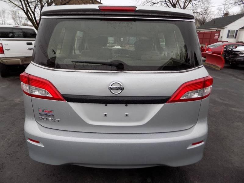 2015 Nissan Quest 3.5 S 4dr Mini-Van - Manchester NH
