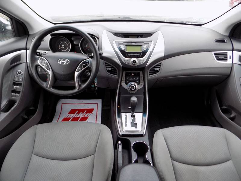 2013 Hyundai Elantra GLS 4dr Sedan - Manchester NH