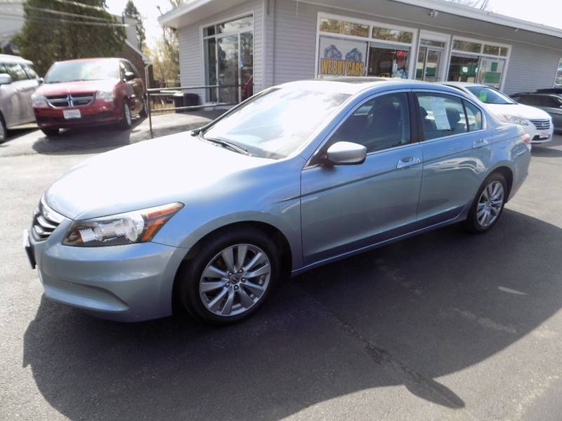 2011 Honda Accord EX 4dr Sedan 5A - Manchester NH