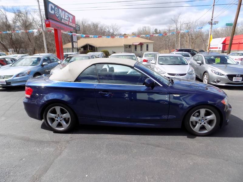 2011 BMW 1 Series 135i 2dr Convertible - Manchester NH