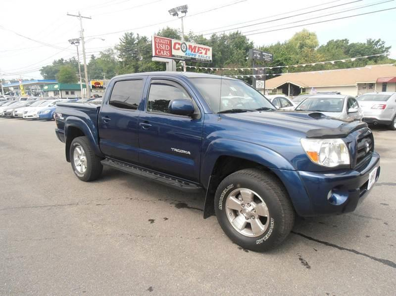 2006 Toyota Tacoma PreRunner V6 4dr Double Cab SB (4L 5A) - Manchester NH