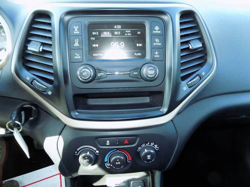 2014 Jeep Cherokee 4x4 Sport 4dr SUV - Manchester NH