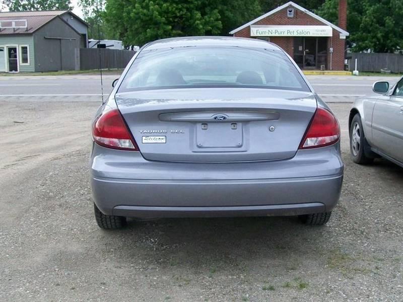 2006 Ford Taurus SEL 4dr Sedan - North East PA