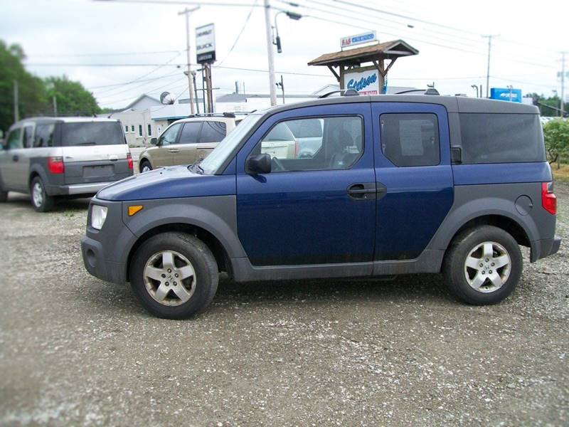2003 Honda Element AWD EX 4dr SUV - North East PA