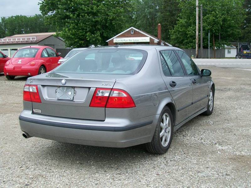 2003 Saab 9-5 4dr Aero Turbo Sedan - North East PA