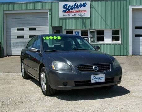 2006 Nissan Altima for sale in North East, PA