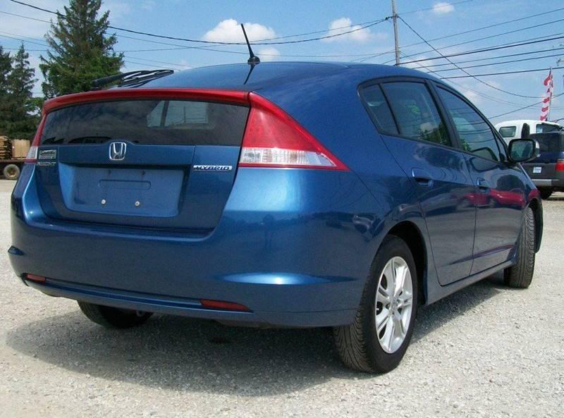 2010 Honda Insight EX 4dr Hatchback - North East PA