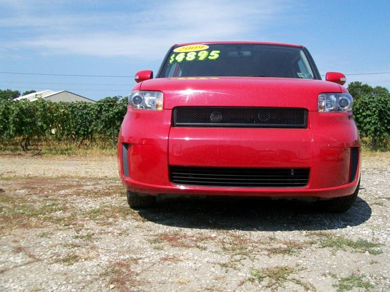 2009 Scion xB RS 6.0 4dr Wagon 4A w/ RS 6.0 Package - North East PA