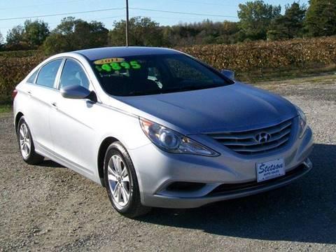 2011 Hyundai Sonata for sale in North East, PA