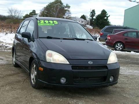 2004 Suzuki Aerio for sale in North East, PA