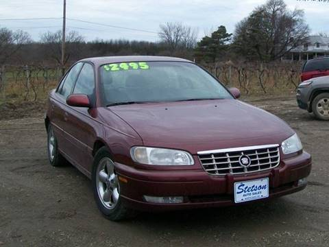 1998 Cadillac Catera for sale in North East, PA