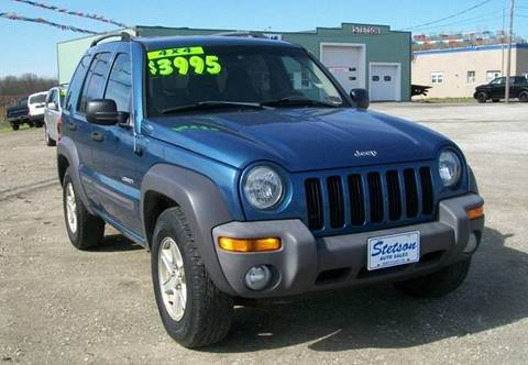 2004 Jeep Liberty for sale in North East, PA