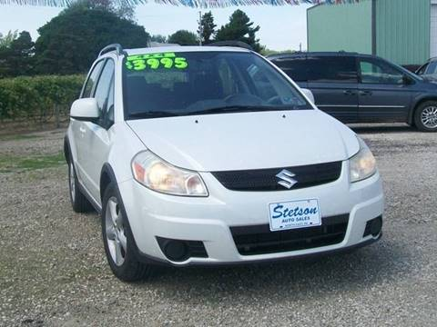 2009 Suzuki SX4 Crossover for sale in North East, PA