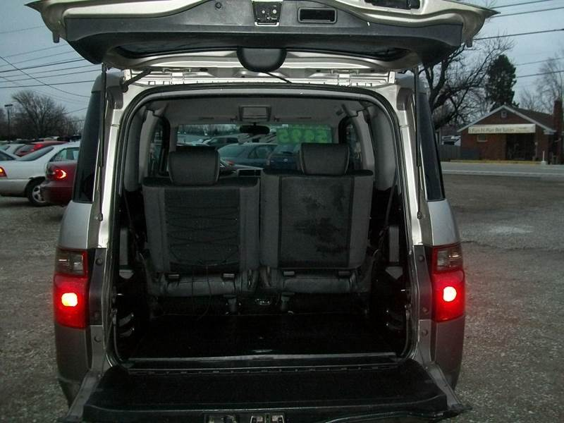 2004 Honda Element AWD EX 4dr SUV - North East PA