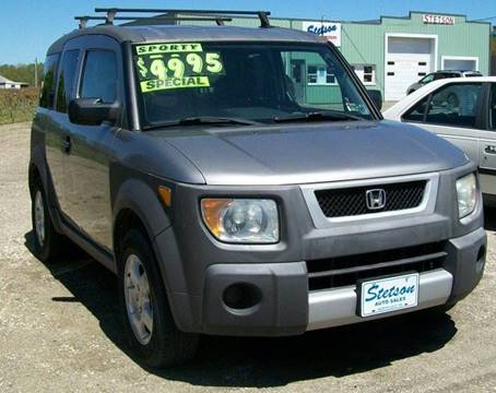 2004 Honda Element for sale in North East, PA