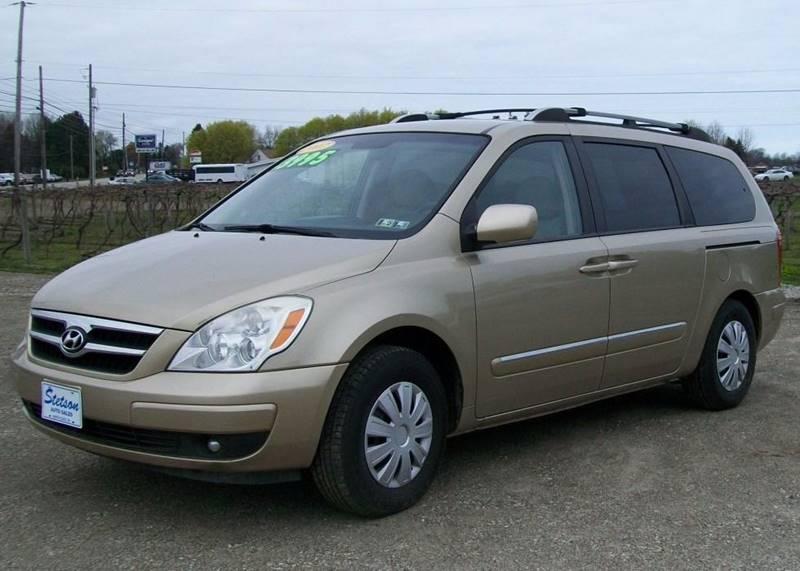 2007 Hyundai Entourage SE 4dr Mini-Van - North East PA